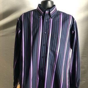 Tommy Hilfger Men's Mult Stripe Shirt